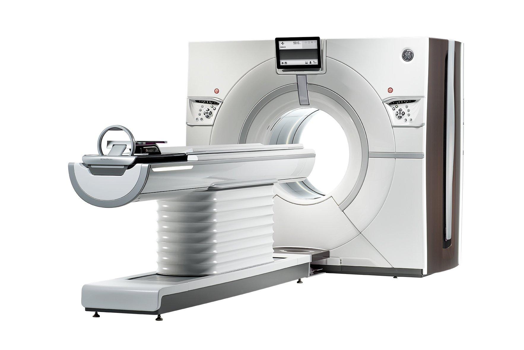 Fda Clears Ge S Revolution Ct 256 Slice Scanner Daic