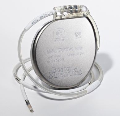 ICD, CRT battery life
