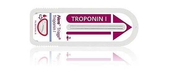 Alere Triage Troponin I Test