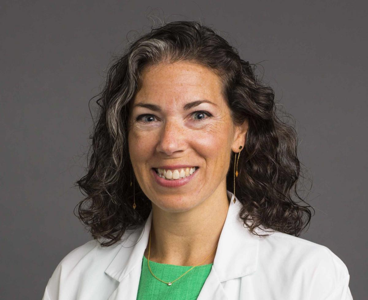 Harmony Reynolds, M.D., director of the Sarah Ross Soter Center for Women's Cardiovascular Disease at NYU Langone Health and the ISCHEMIA trial substudy lead author. #ACC20 #ACC2020