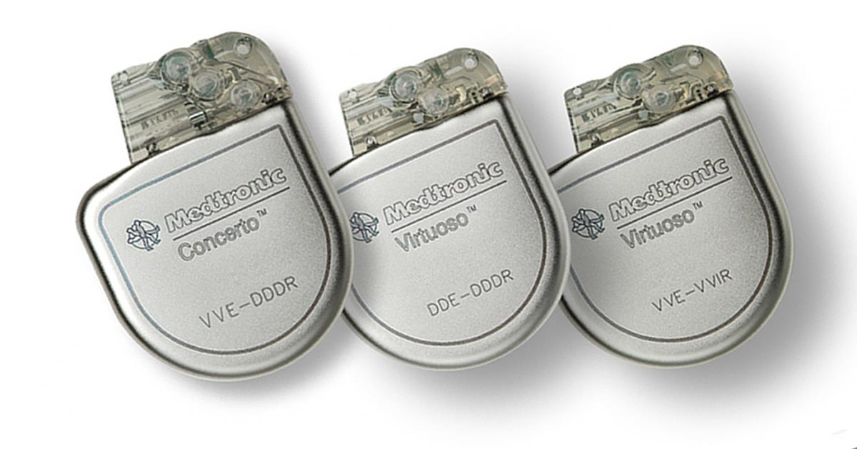 Medtronic ICD devices.