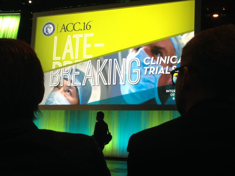 ACC.17 late breaking trial presentations, ACC late-breakers,  American College of Cardiology late breaking studies