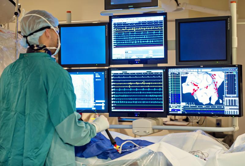 MedLumics, OCT, real-time assessment, catheter ablation, atrial fibrillation