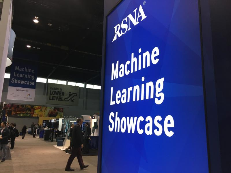 Artificial Intelligence in medical imaging was the top trend and buzz at RSNA 2018.