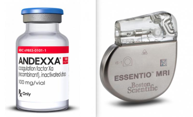 The 2018 Most Popular Cardiology Topics - FDA approval of Andexxa, the first antidote indicated for patients treated with rivaroxaban (Xarelto) and apixaban (Eliquis), and new pacemaker technologies.