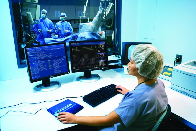 The McKesson Cardiology CVIS integrates easily with either the McKesson (Change Healthcare) hemodynamics system or other vendors' systems