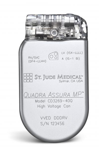 SJM, st. Jude Medical, FDA recall, Battery depletion, Recalls ICDs and CRT-D