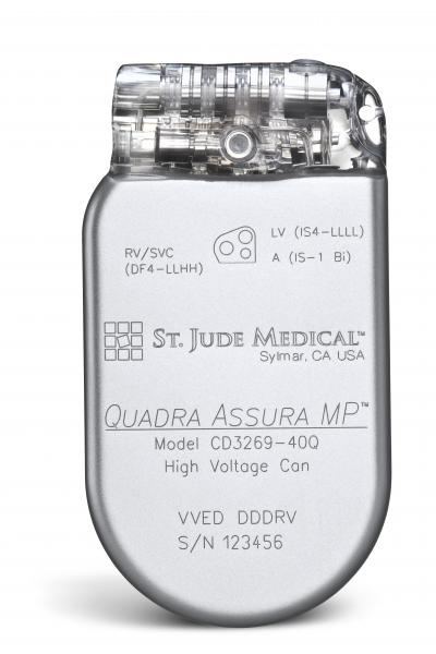 SJM, st. Jude Medical, FDA recall, Battery depletion, Recalls ICDs and CRT-D