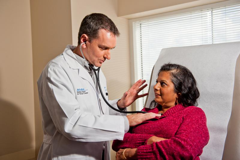 Women often present with different symptoms for cardiovascular disease then men. There are sex differences between men and women with heart disease.