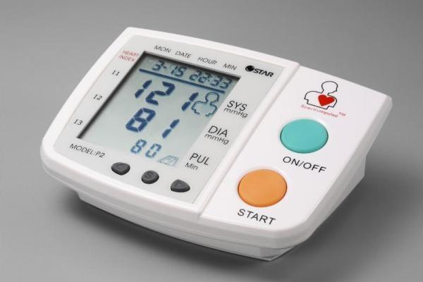 Blood pressure monitoring, hypertension, heart failure, remote monitoring, OSTAR