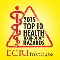 radiation dose management, ECRI, top 10 hazard list