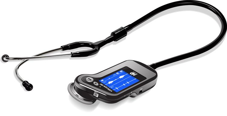 ViScope MD HD Medical Stethoscope Cardiac Diagnostics Murmur