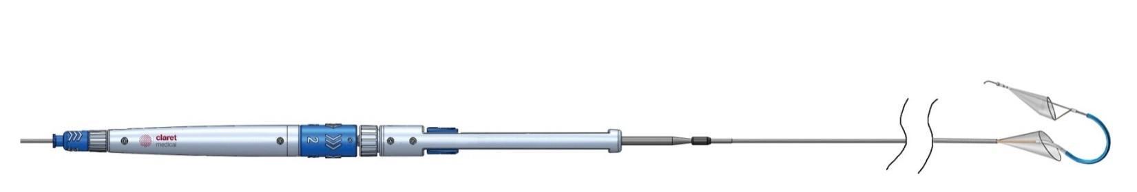 Claret Medical Sentinel Cerebral Protection System CPS TAVR Embolic Protection