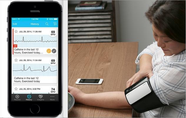 AliveCor and Omron are partnering to integrate Alivecor's mobile device ECG technology with Omron's wireless blood pressure monitoring technology on Remote Cardiovascular Monitoring into one platform for remote patient monitoring.