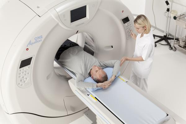 computed tomography, CT scans, electronic medical devices, interference, FDA