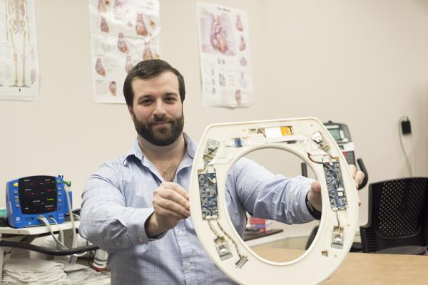 Toilet Seat Detects Congestive Heart Failure
