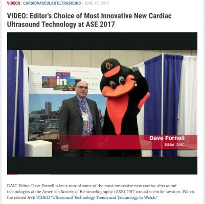 The latest cardiovascular technology, hottest cardiac technologies of 2017. These videos include the hottest cardiology technology advances of 2017.