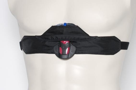 Empa, chest strap heart rate monitor, Techtextil, ECG monitoring