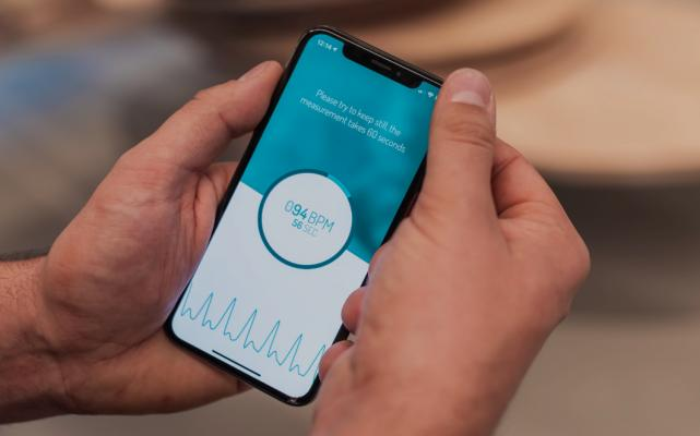 More than 60,000 from the general population in Belgium were screened for AFib using only a smartphone app in the DIGITAL-AF II study. The study used the FibriCheck app found 791 participants has measurements indicative for AF.