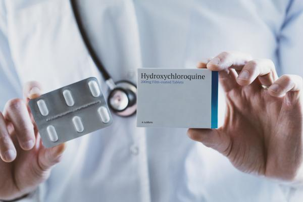 hort-term hydroxychloroquine treatment is not associated with lethal heart rhythms in patients with COVID-19 (SARS-CoV-2) who are risk assessed prior to receiving the drug. That is the finding of research published today in EP Europace, a journal of the European Society of Cardiology (ESC). #COVID19 #SARSCoV2 #hydroxychloroquine
