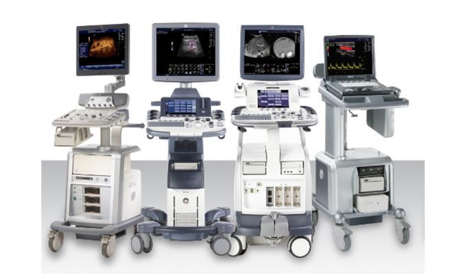 RSNA 2012 GE Healthcare Logiq Ultrasound Women's health