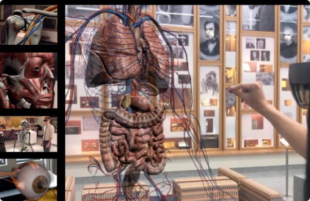 Medivis Unveils AnatomyX Augmented Reality Education Platform