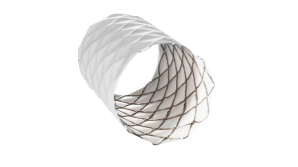 The NuMED 10-zig Covered CP (CCP) balloon expandable covered stent. It is used for repair of sinus venosus atrial septal defects (SVASD). #SVASD #SCAI2021 #congenitalheart #