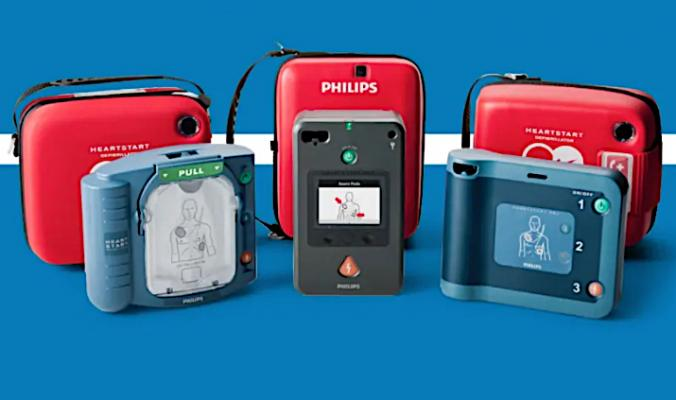 The U.S. Food and Drug Administration (FDA) has lifted its injunction prohibiting the manufacturing and shipping of external defibrillator AEDs in the United States.