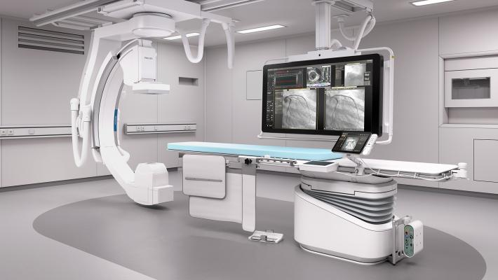 Philips Azurion Image-Guided Therapy Platform Improves Clinical Workflow for Interventional Procedures