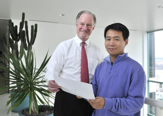 UT Southwestern Medical Center Cardiac Diagnostics Hill Wang Clinical Study