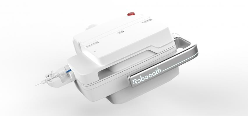 Robocath Receives $1.5 Million in Capital for Advancement of R-One Robotic System
