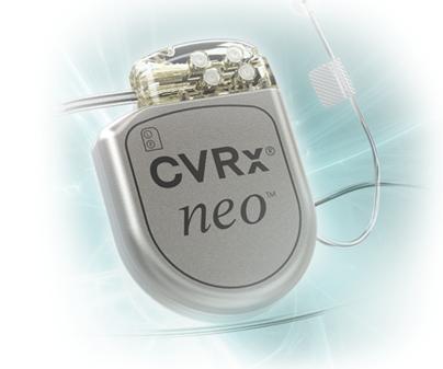 hypertension therapies cvrx barostim neo therapy