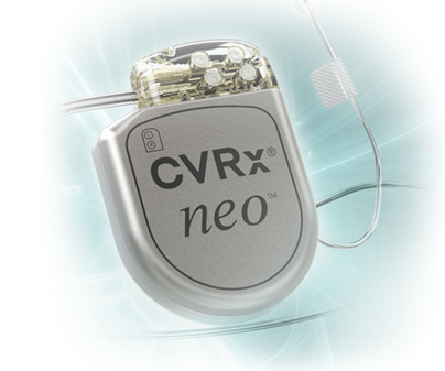 hypertension therapies cvrx barostim neo therapy