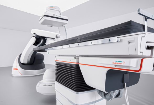 Siemens Healthineers Announces First U.S. Install of Artis Pheno Angiography System