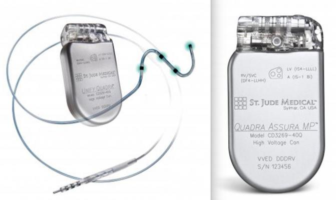 St. Jude Medical Pays $27 Million for Allegedly Selling Defective ICD and CRT-D devices
