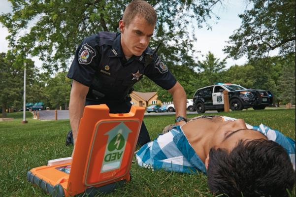 Out-of-Hospital Cardiac Arrest Third Leading Cause of Disease-Related Health Loss