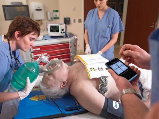 Sudden Cardiac Arrest Seven Times Higher Among Younger Diabetics. Zoll