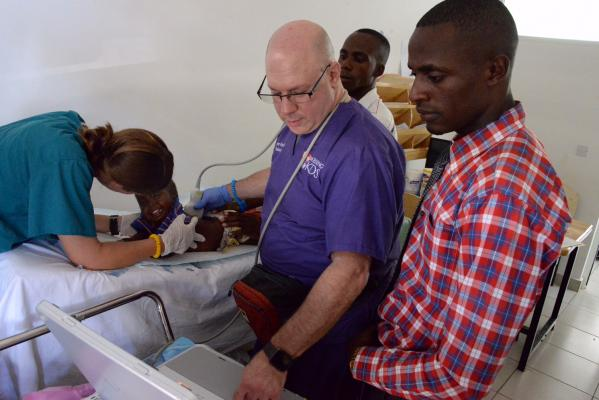 Toshiba Medical's Portable Ultrasound Used in Second Pediatric Mission in Tanzania
