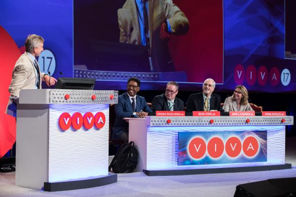 The Latest Vascular Interventional Clinical Data Presented at VIVA 2020 late-breaking sessions