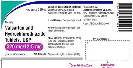 Aurobindo Pharma Adds to Nationwide Valsartan Blood Pressure Medication Recall