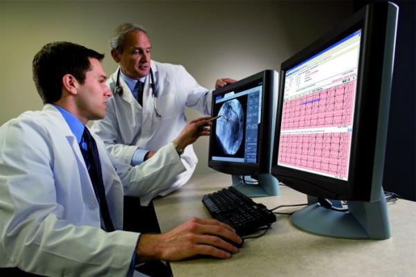 IMPAX CV Web+ Agfa Healthcare Cardiac PACS ACC 2013