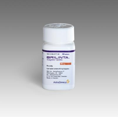 Brilinta, ticagrelor, ACC-AHA guideline, acute coronary syndrome