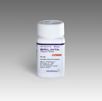 Brilinta, AstraZeneca, FDA, sNDA, PEGASUS-TIMI 54, new indication