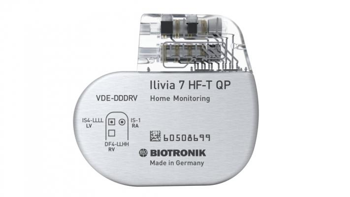CASTLE-AF Study shows Catheter Ablation of Atrial Fibrillation is First-Line Treatment for Heart Failure Patients. Biotronic Ilivia 7 ICD.