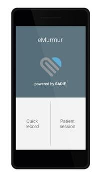 CSD Labs, eMurmur computer-aided auscultation software platform, pilot study, heart murmurs in children