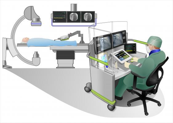Robotic-Assisted PCI With CorPath GRX Broadcast Live at TCT Asia-Pacific Summit