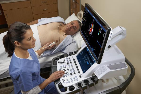 GE Healthcare, ultrasound, RSNA 2015, Logiq E9, Vivid, VScan, Voluson, Invenia, ABUS