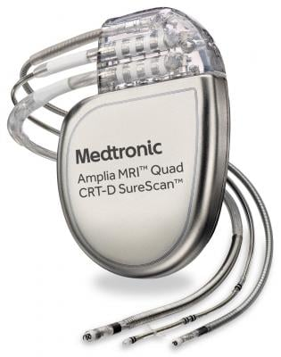 Medtronic, CRT-D, REVERSE Trial analysis, cost-effectiveness, Michael R. Gold, JACC Heart Failure