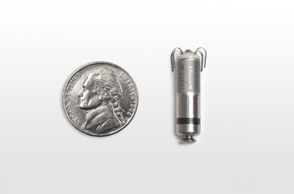 Micra Transcatheter Pacing System (TPS), TPS, smallest pacemaker
