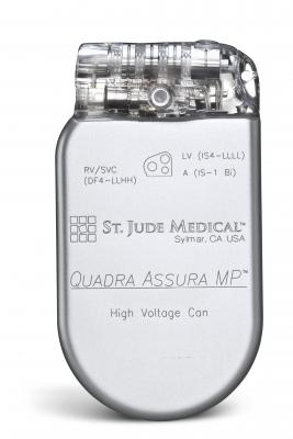St. Jude Medical, CE Mark, SyncAV CRT, MultiPoint Pacing, CardioStim 2016